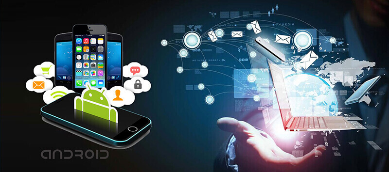 Mobile App Development services - Shivam Infosoft